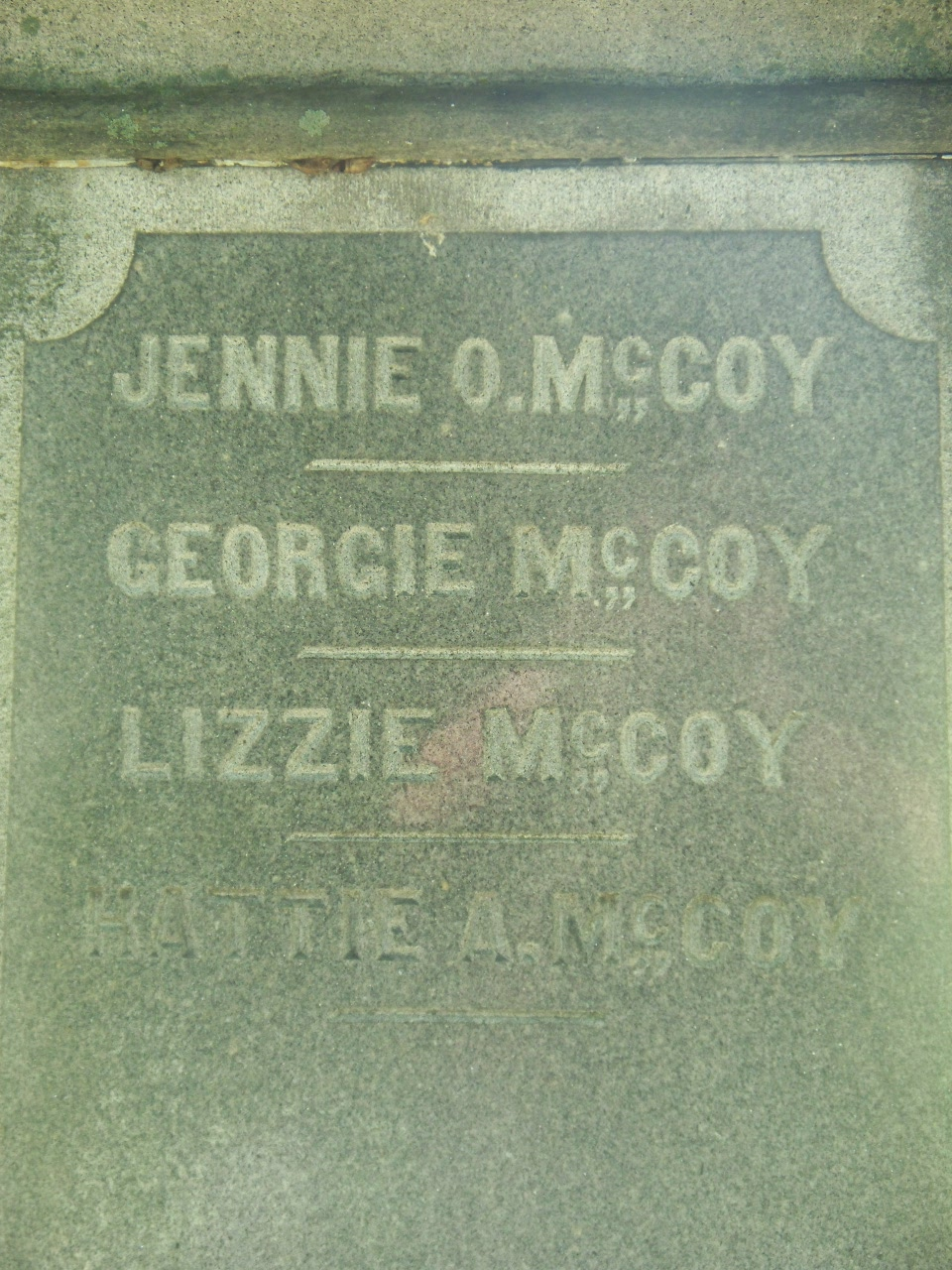 Minnie McCoy