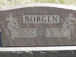 Olga Josephine Borgen
