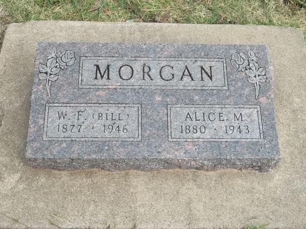 William Franklin Morgan