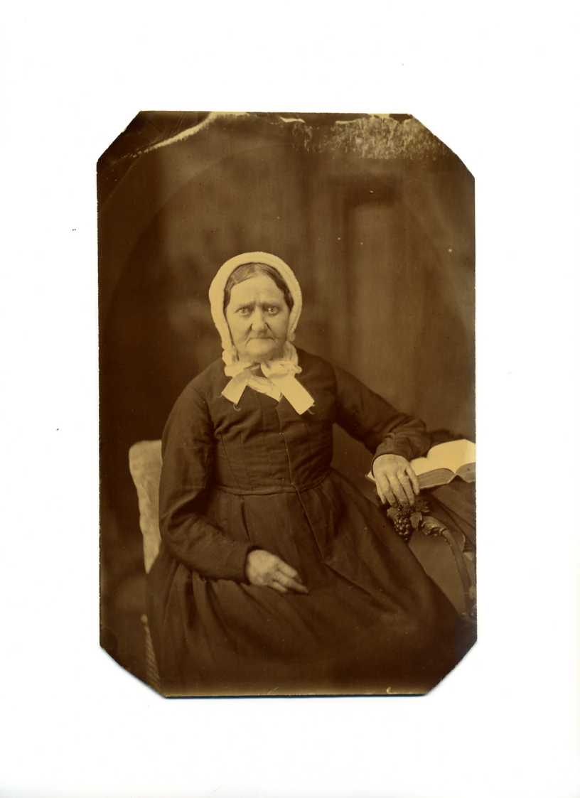 Mary Ann Leeson