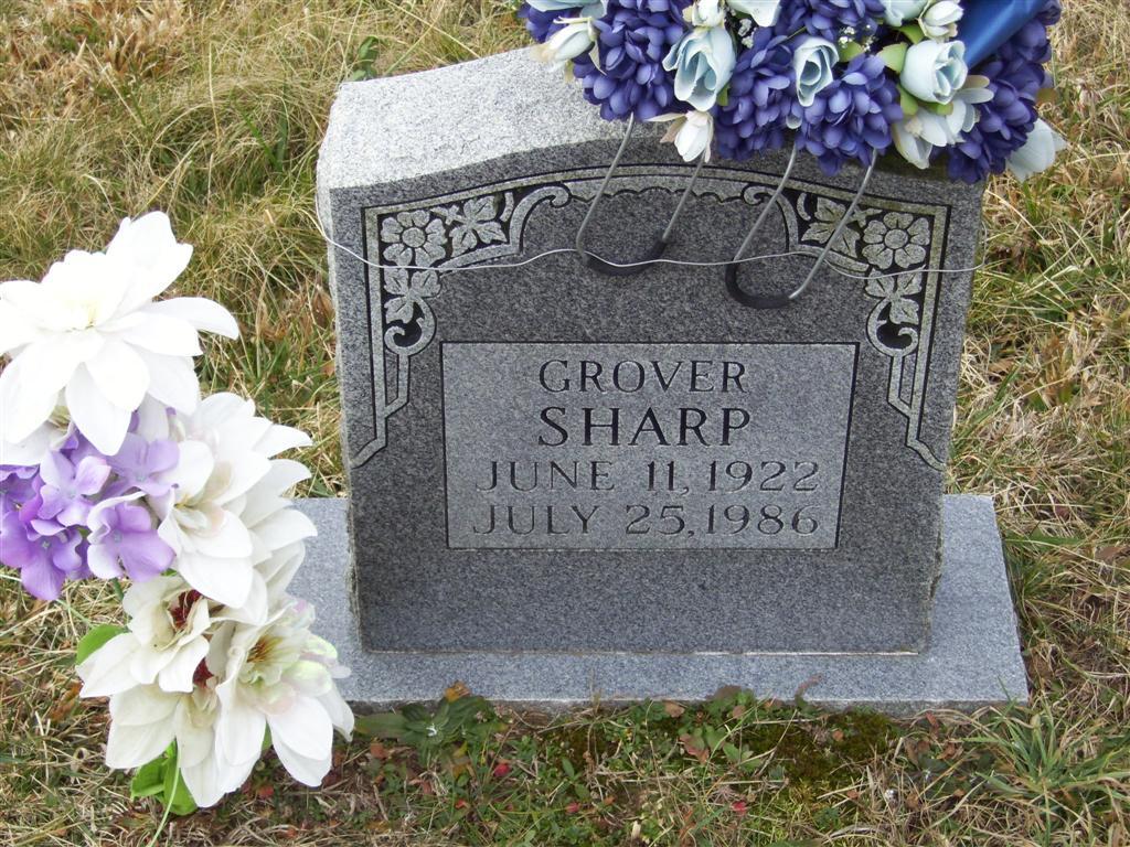 Grover Watson Sharp