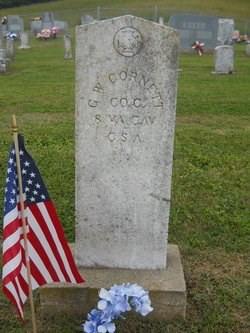 George Washington Cornett