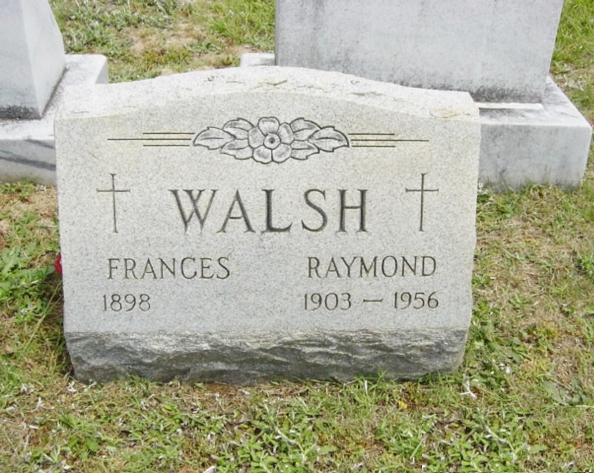 Raymond J Walsh