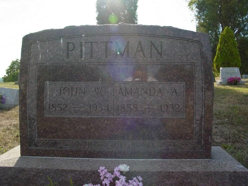 John W Pittman