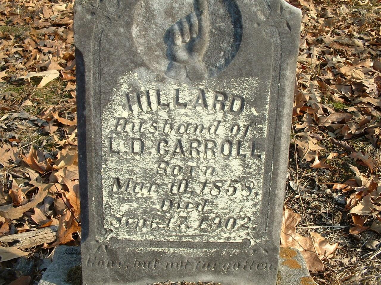 Hillard Carroll