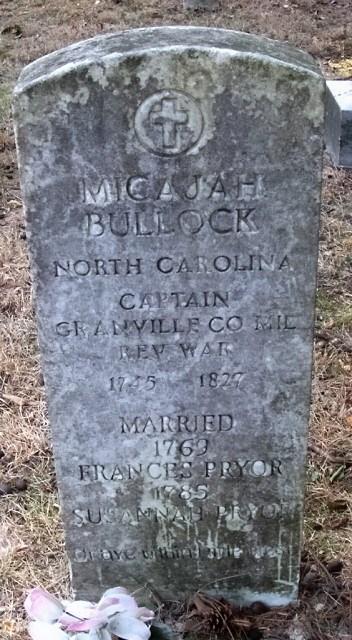 Micajah Bullock