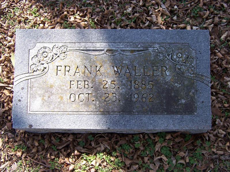 Frank Ragland Waller