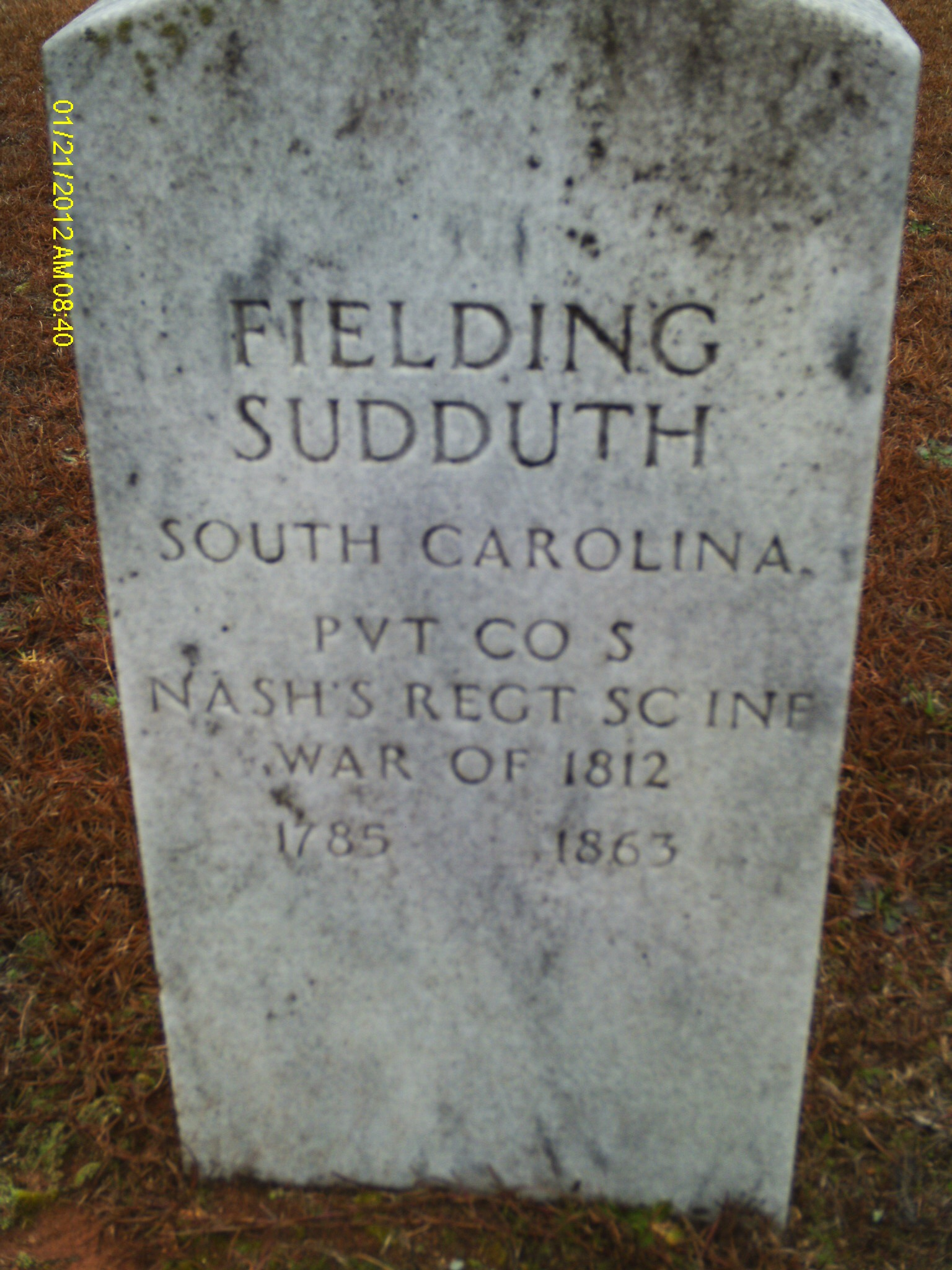 John Sudduth