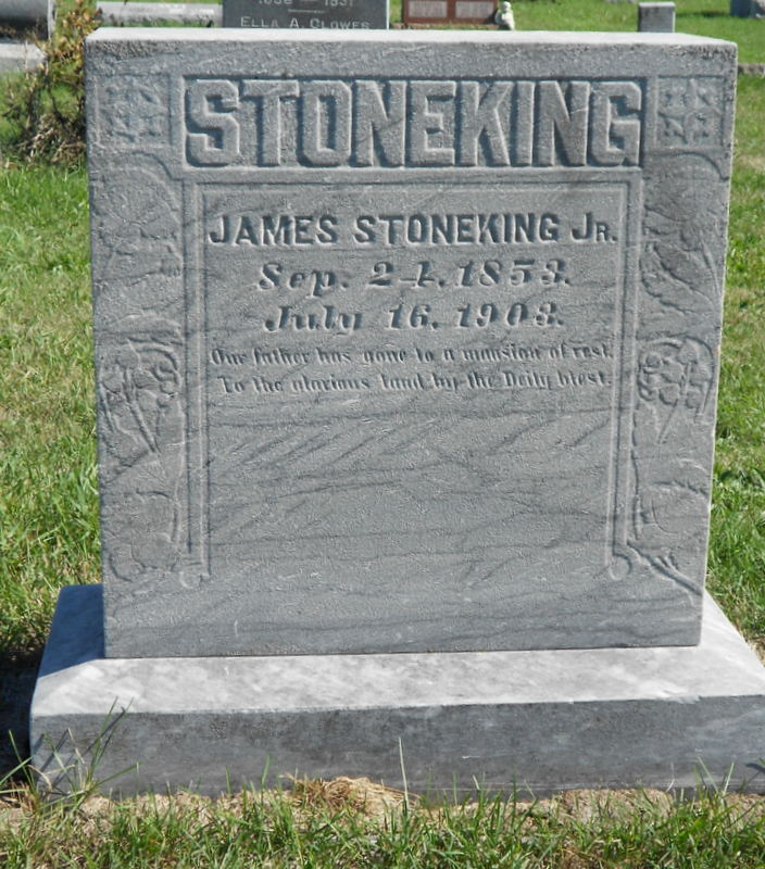 James Edward Stoneking