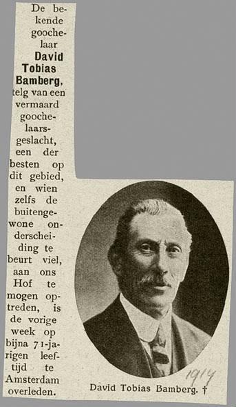 David Benjamin Bamberg