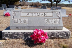 William Edgar Pittman