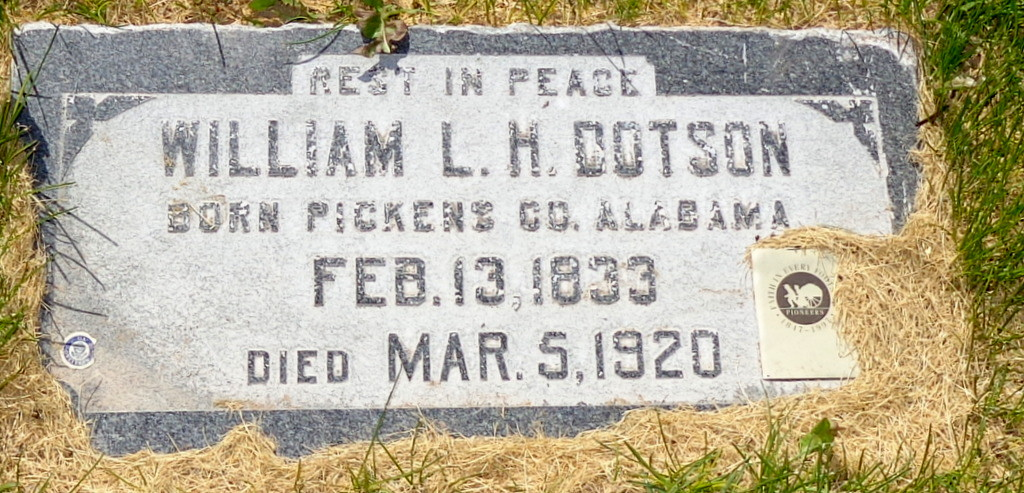 William H Dotson