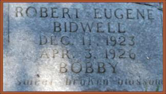Marie Elizabeth Bidwell