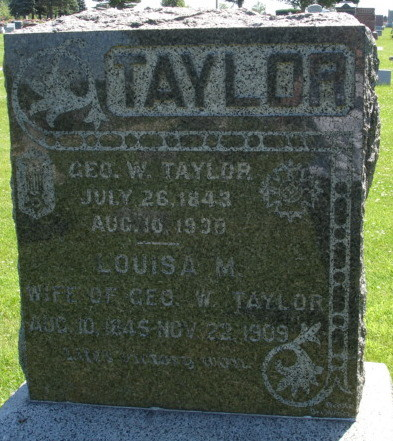 George Washington Taylor