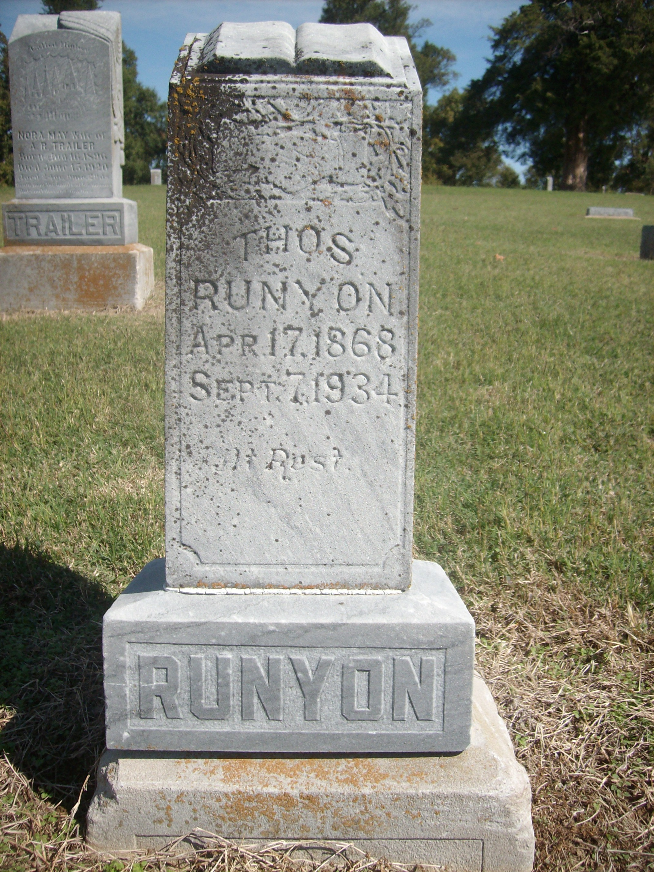 Thomas Runyon