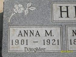 Anna Maria Hixon