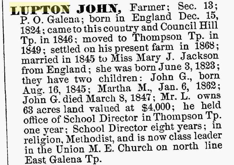 Arthur Lupton