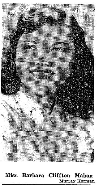 Margaret Mabon