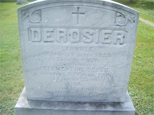 Henriette Desrosiers
