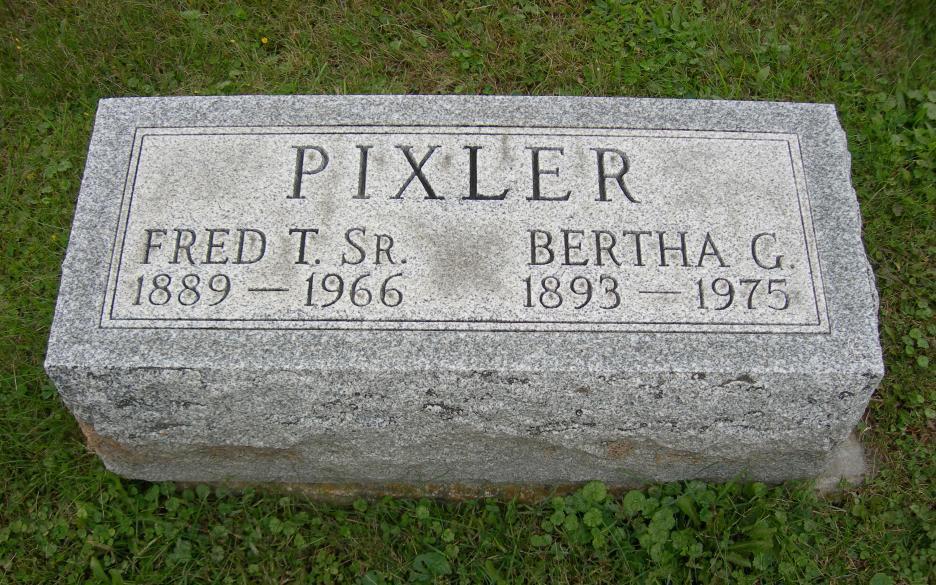 Ernest Claude Pixler