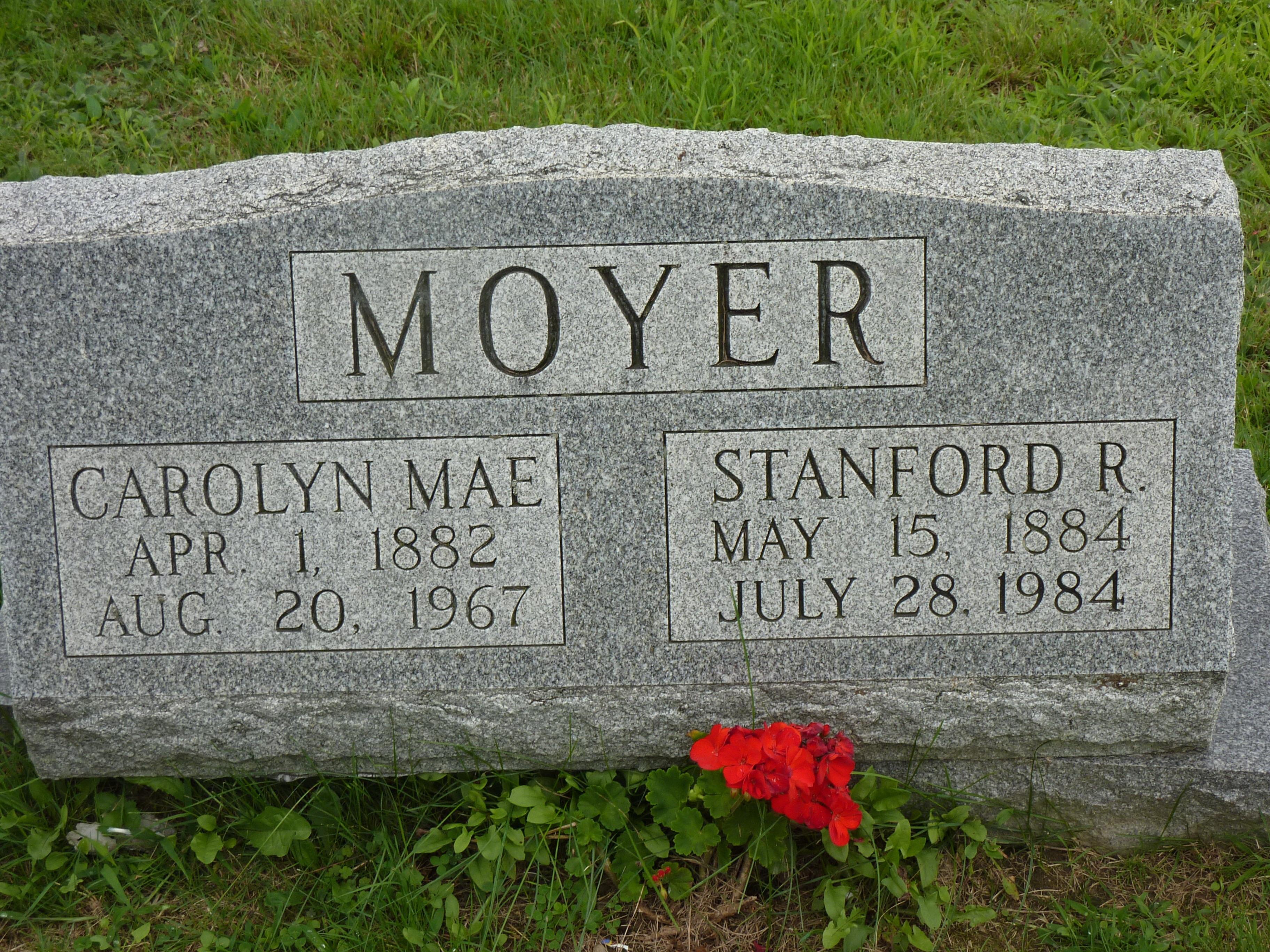 Carolyn Moyer