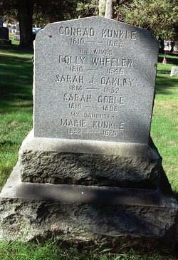 Sarah Jane Oakley