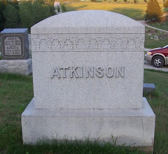 John Edward Atkinson
