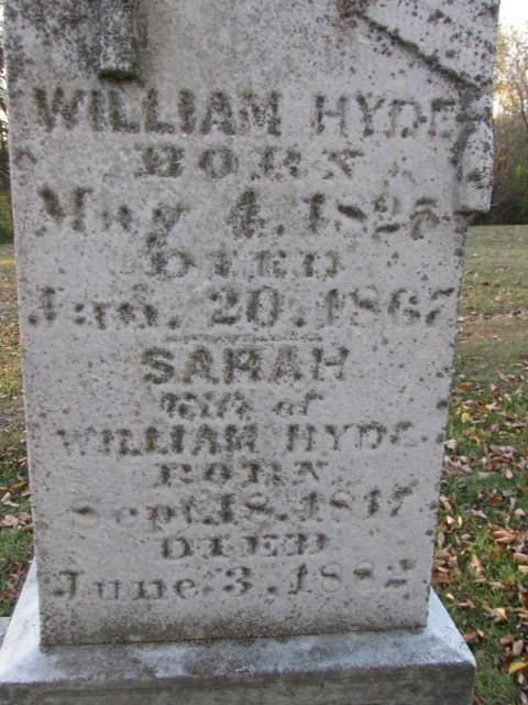 William H Hyde