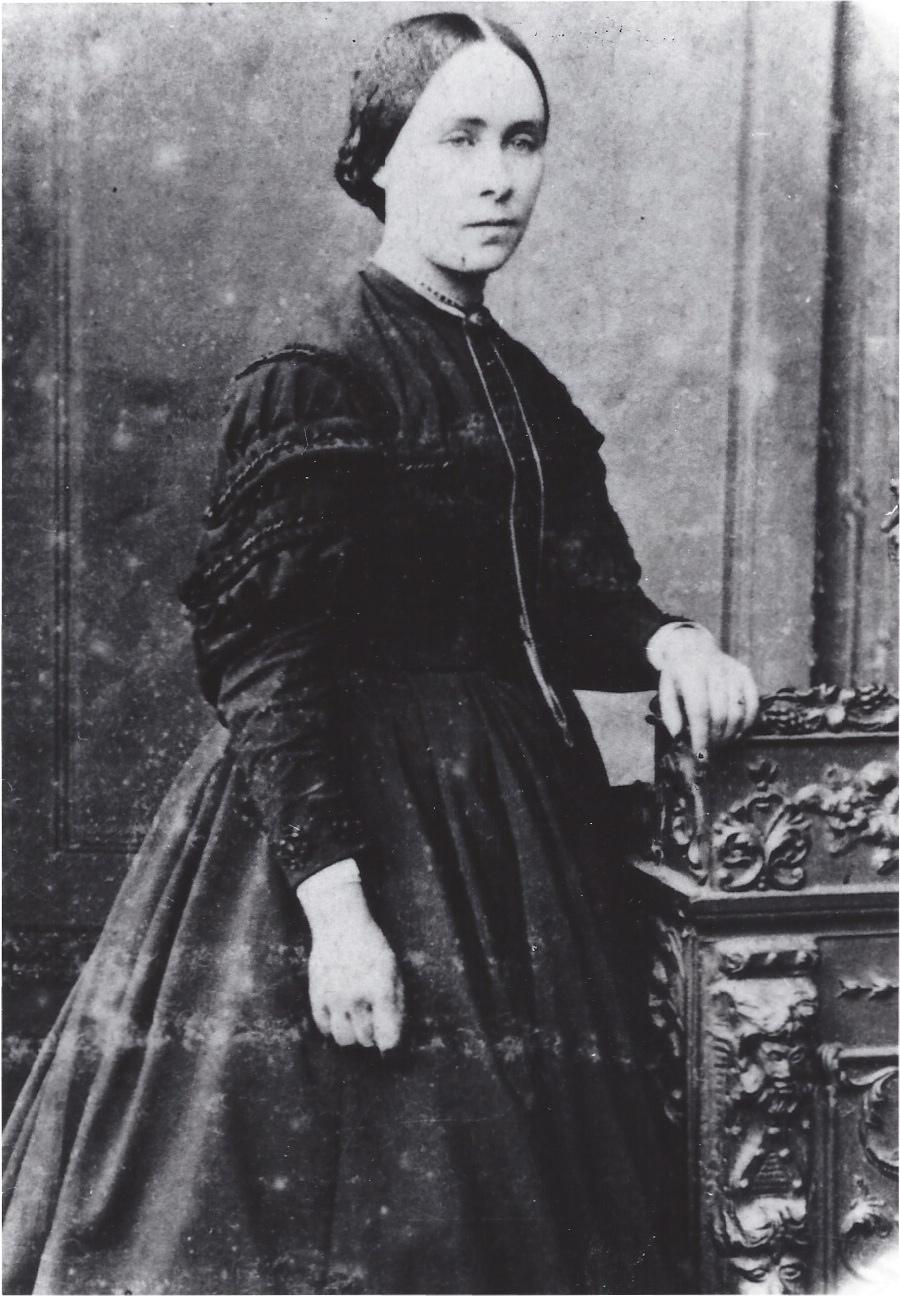 Caroline Parker