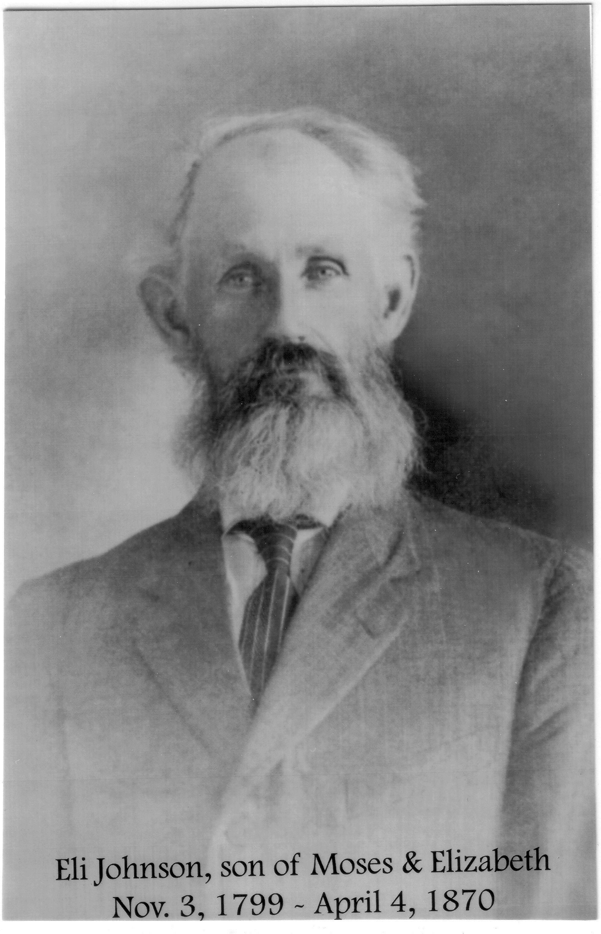 Eli Johnson