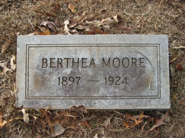 Bertha Goodwin