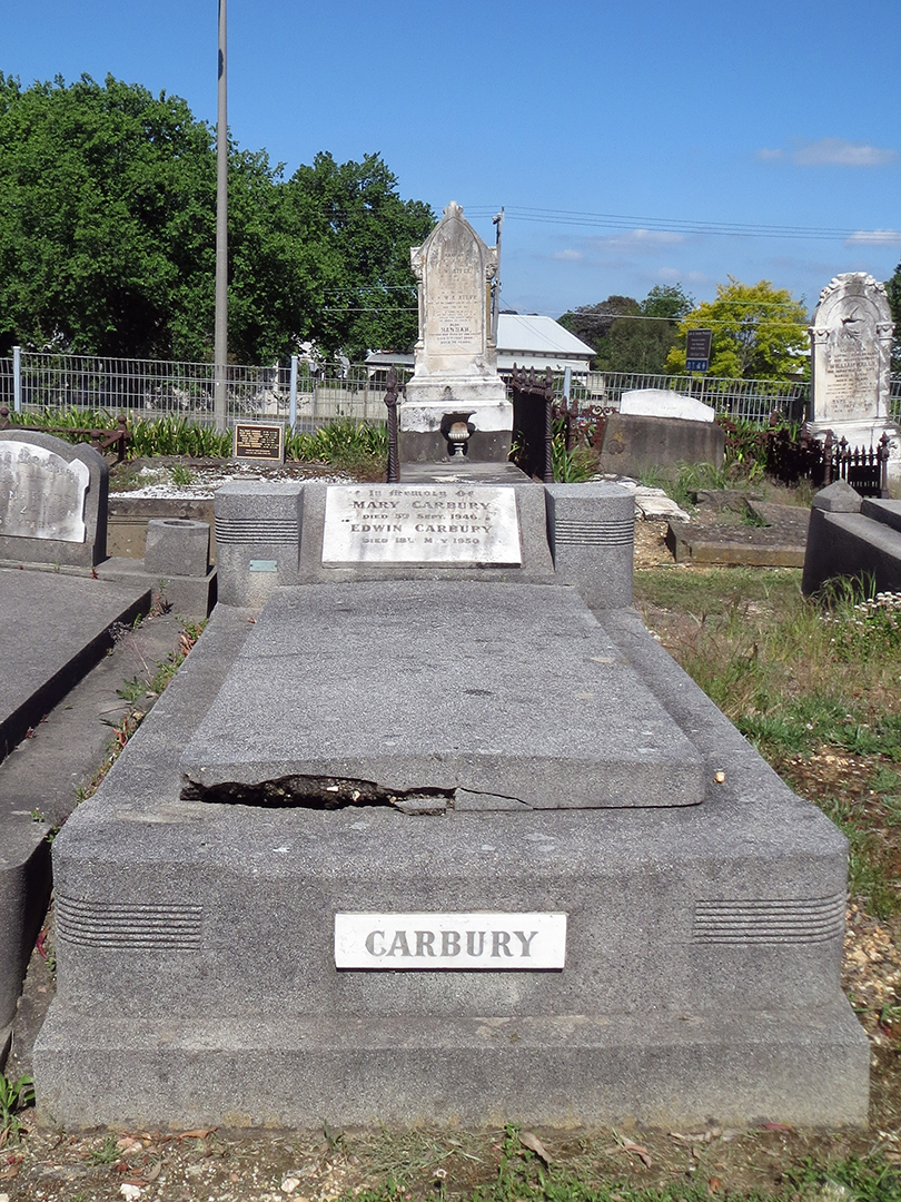 Mary Carbury