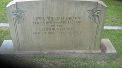 William Lewis Brown