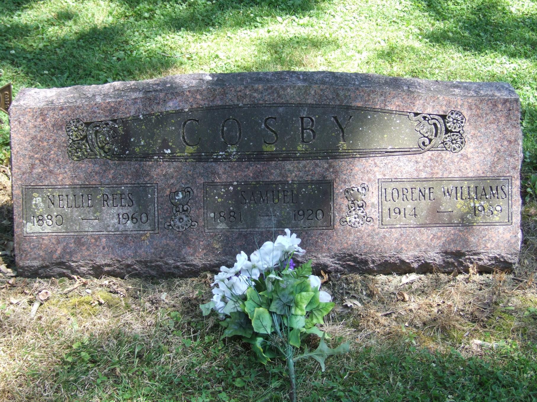 Samuel R Cosby