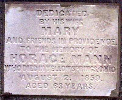 Horace Monroe Mann
