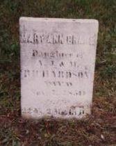 Mary Ann Richardson