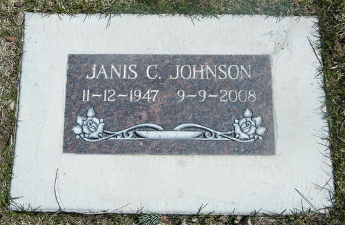 Janis Johnson
