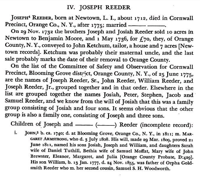 Joseph Reeder