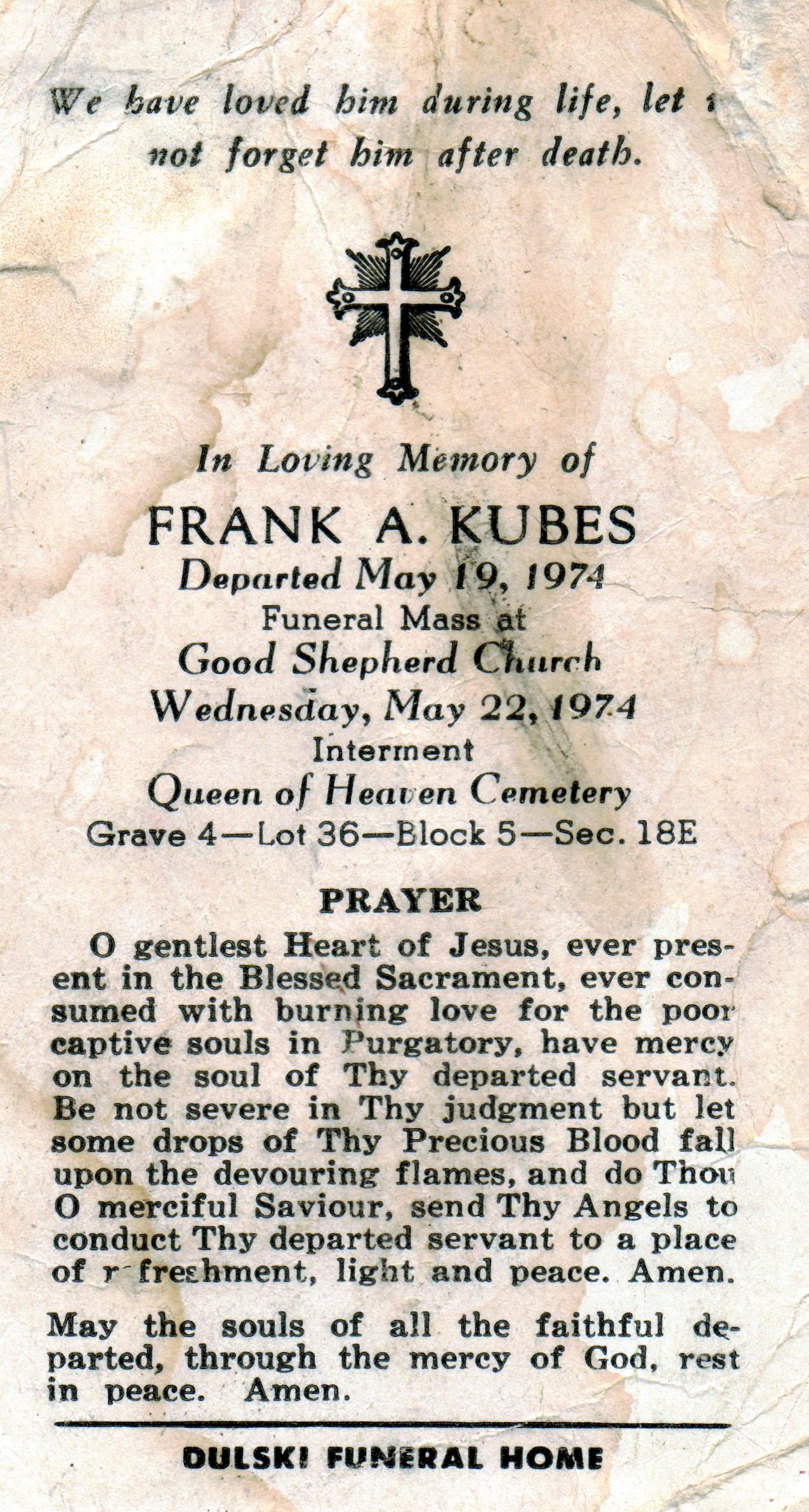 Frank Kuba