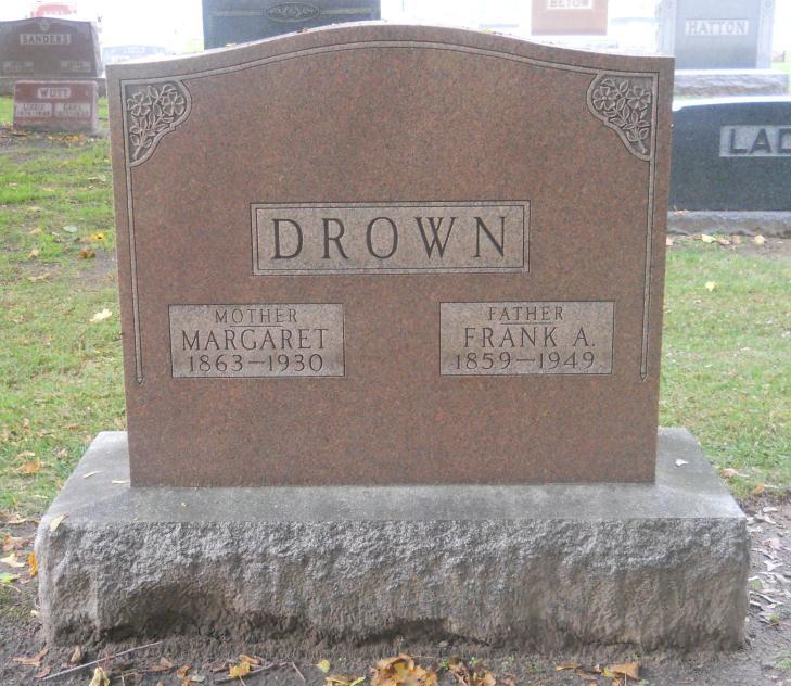 Amos Drown