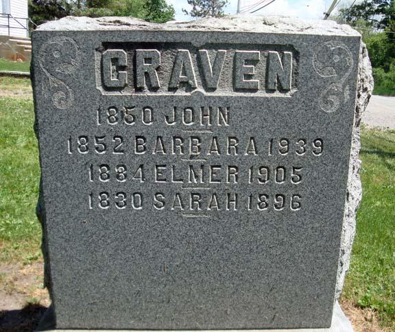 John D Craven