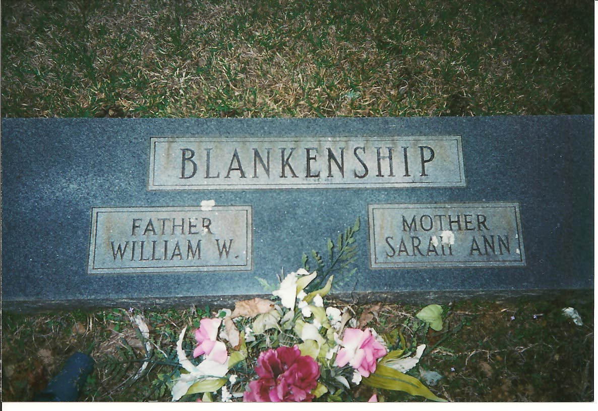 William G Blankenship