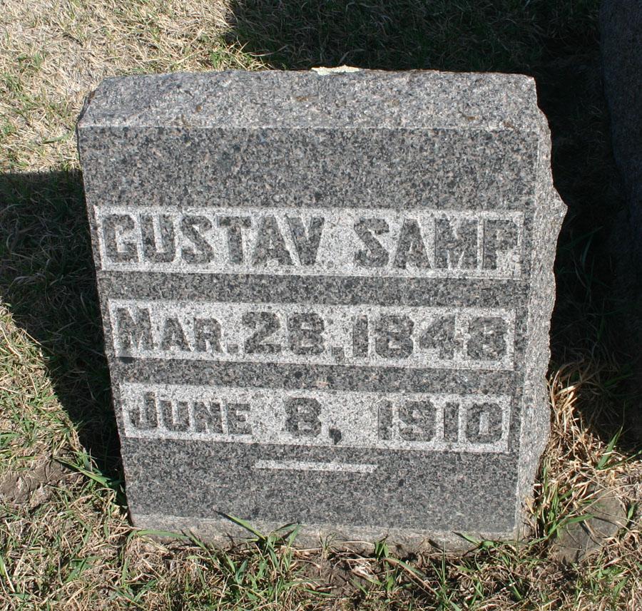 Gustav Samp