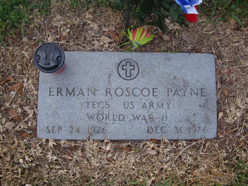 Roscoe Payne
