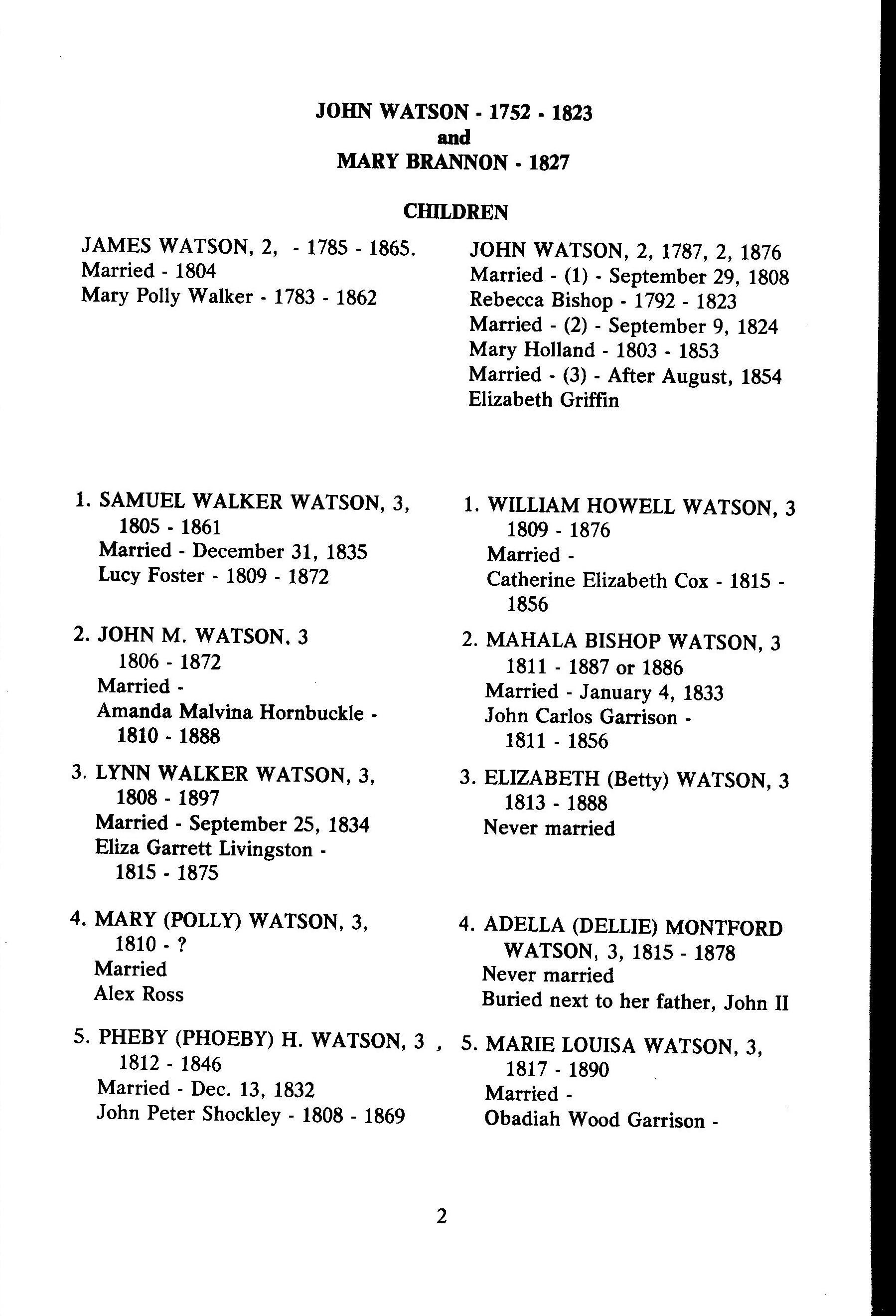 Arthur James Watson