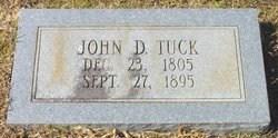 Claiborne Tuck