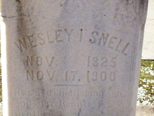 Livingston Snell