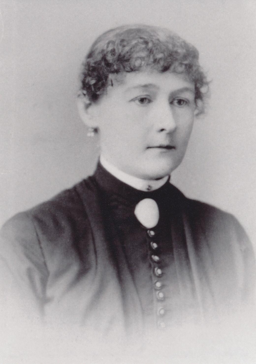 Gertrude Hopkins