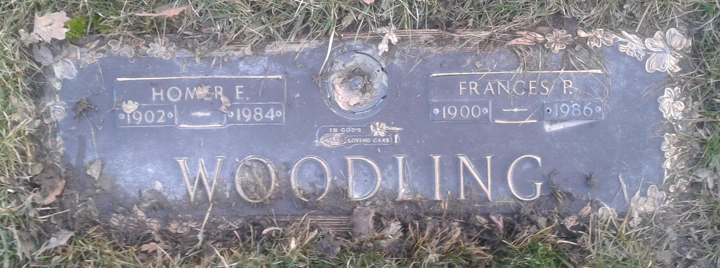 Homer Eugene Woodling