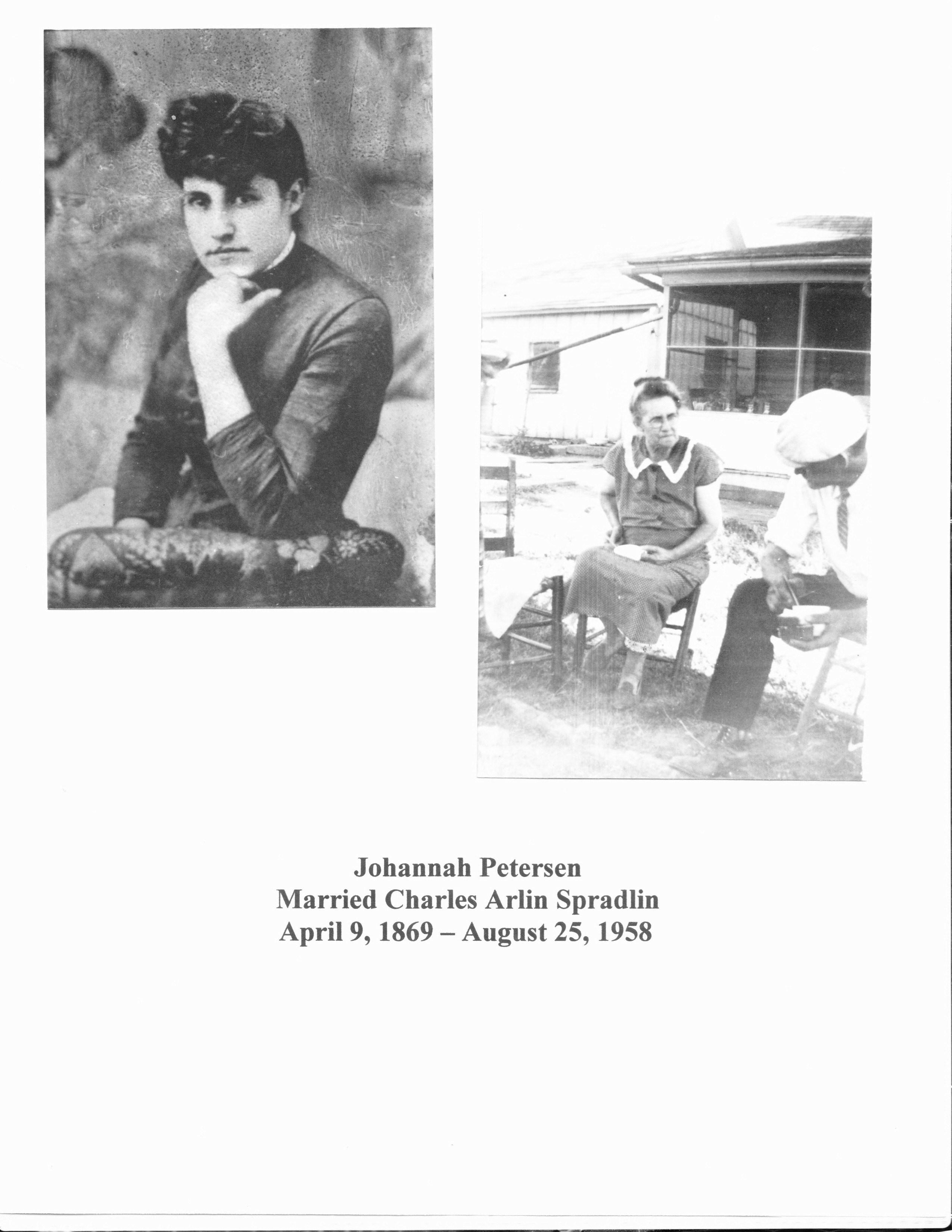 Johannah Peterson